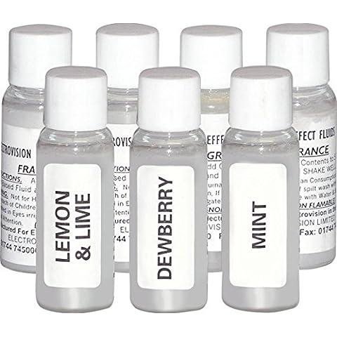 Electrovision–chiara Vanilla profumo Additivo fumo g002lp