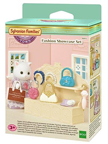Sylvanian Families 6015 Town Series 6015-Fashion Zubehör Set, Bunt