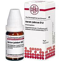 Aurum Jodatum D 12 Globuli 10 g preisvergleich bei billige-tabletten.eu
