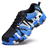 Leobtain Soldier Walking Men Climbing Shoes Breathable Non-Slip Mountain Running...
