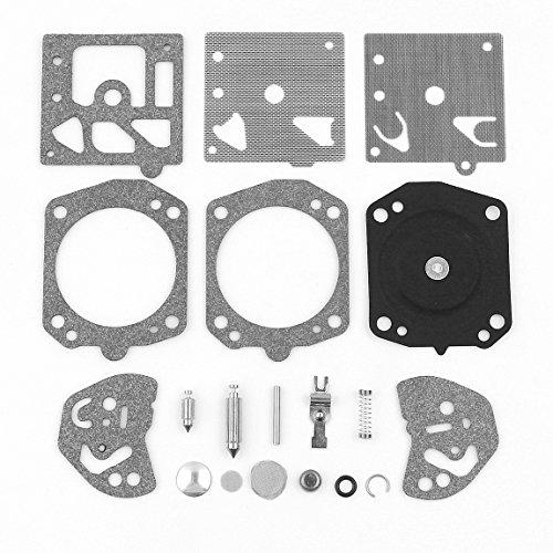 Haishine Kit de reparación de diafragma de carburador Fit STIHL 029 039 044 046 MS361 MS460 MS440 MS290 MS310 MS390 Motosierra Walbro K10-HD