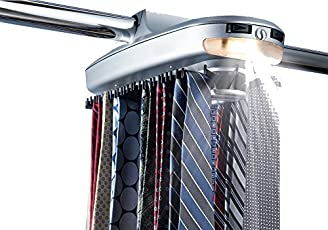 exciting Lives Automated Tie Rack