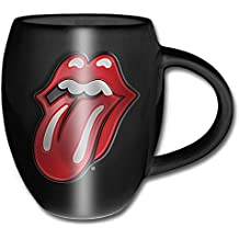 Thermoeffekt Tasse Tongue Rolling Stones Größe Ø8,5 H9,5cm The