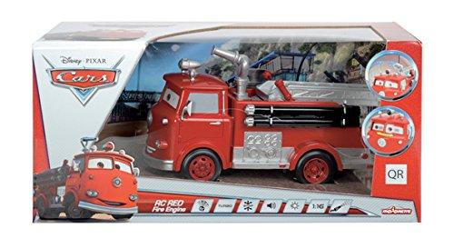 Camion pompier radiocommand cars red fire de majorette - Camion pompier cars ...
