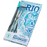 FLECHETTES HARROWS NYLON RIO 18 GR-BLEU