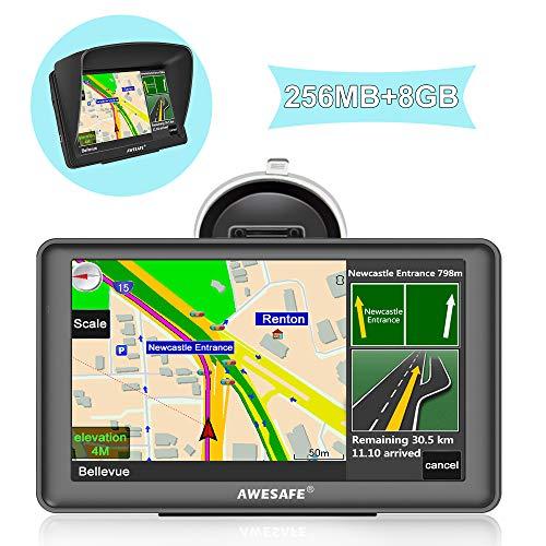 GPS para Coche con Pantalla Táctil HD de 7 Pulgadas Nüvi Reproductor...
