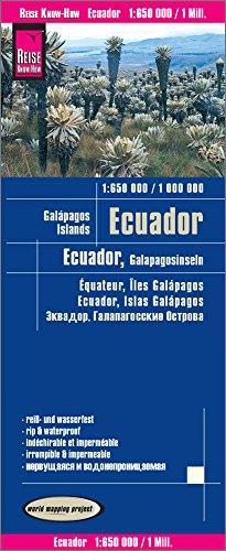 Ecuador & Galápagos rkh r/v (r) wp GPS