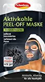 Schaebens Aktivkohle Peel-Off Maske, 15er Pack (15 x 16 ml)