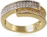 Shaze Ring for Women (Gold) (GS CROSSOVE...