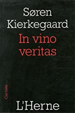 In vino veritas de Sören Kierkegaard