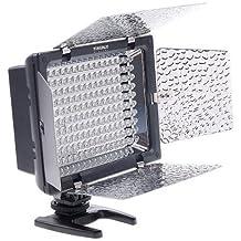 Yongnuo YN160 - Sistema de iluminación continua para fotografía, negro
