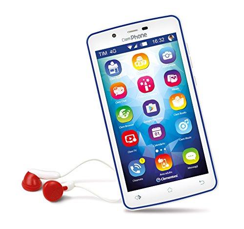 clementoni 13512 clemphone 6 0 smartphone per bambini