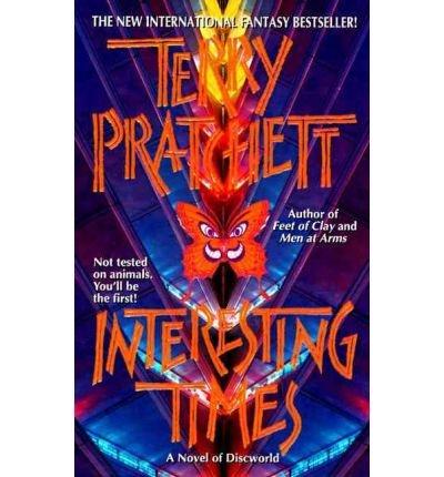 [(Interesting Times )] [Author: Terry Pratchett] [Apr-1998]