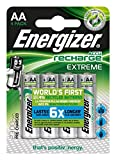 Energizer 2300MAh AA Accu Recharge Extreme Batteries,, used for sale  Delivered anywhere in Ireland