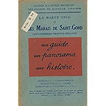 Les marais de saint gond coulommiers provins sezanne