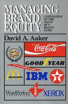 Managing Brand Equity: Capitalizing on the Value of a Brand Name by [Aaker, David A.]