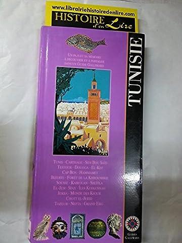 Guide Gallimard Tunisie