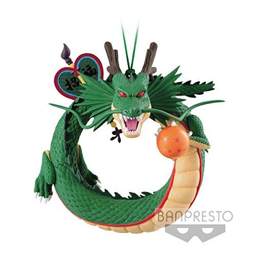 BANPRESTO 604731Scultures Z, Sheron New Year Dragon Ball, 13cm