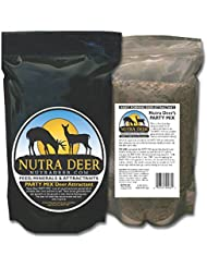 Nutra Deer ATRAYENTE DE PARTY MIX 5 LB