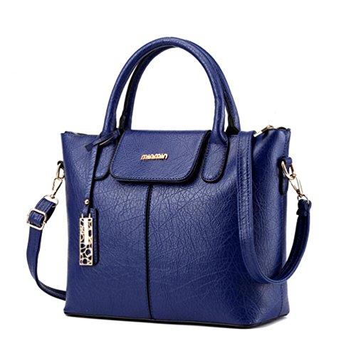 XibeiTrade - Sacchetto Ragazza donna Blue