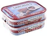CASINO Sardines à la Tomate