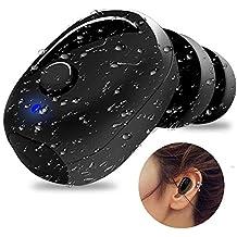 IP68 - Auriculares Deportivos inalámbricos con Bluetooth Impermeables, Resistentes al Sudor, Ajuste Estable en