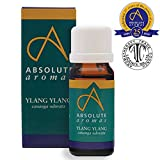 Absolute Aromas Ylang Ylang I 10ml (cananga odorata) Essential Oil - 100% Pure, Natural, Undiluted, Vegan and Cruelty-Free - For use in Diffusers and Aromatherapy Blends
