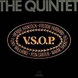 V.S.O.P.: The Quintet Live edition by VSOP, Herbie Hancock, Freddie Hubbard, Tony Williams, Ron Carter, Wayne Shorter (1990) Audio CD