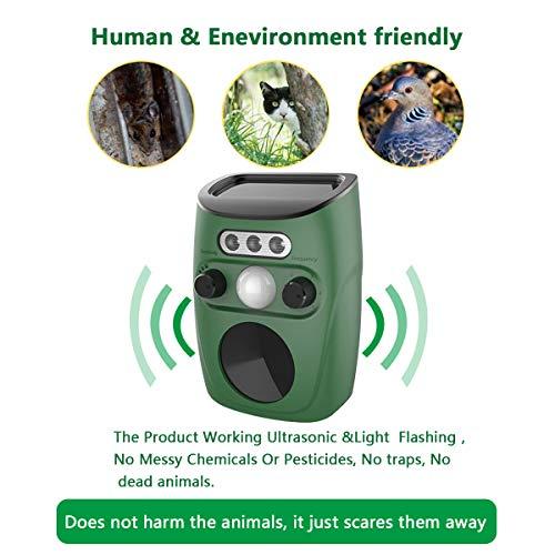 Zoom IMG-1 suptempo repellente per gatti energia