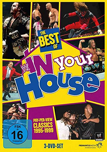WWE - In Your House: Best of [3 DVDs]