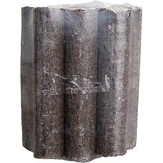 k2calore k211p–Paket von 10kg Briketts aus Holz für Kamine und Öfen