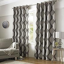 double rideaux gris. Black Bedroom Furniture Sets. Home Design Ideas