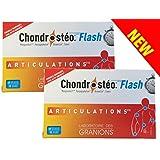 Chondrostéo+ Flash ARTICULATIONS - Lot de 2 Boites de 40 gélules