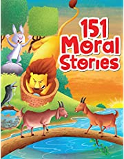 151 Moral Stories - Padded & Glitered Book