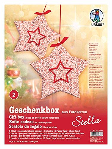 Ursus 5090001Caja de Regalo Stella