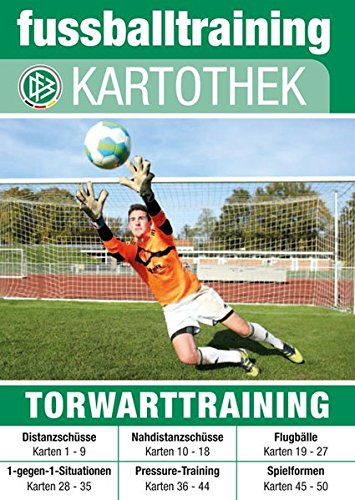 fussballtraining Kartothek: Torwarttraining -
