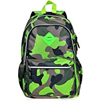 Vbiger Kids Backpack with Adjustable Backstrap (Multiple Colours)