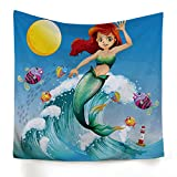 xkjymx Tapisserie décorative accrochante de Tissu d'impression décorative de Tapisserie d'image 10 150X100cm