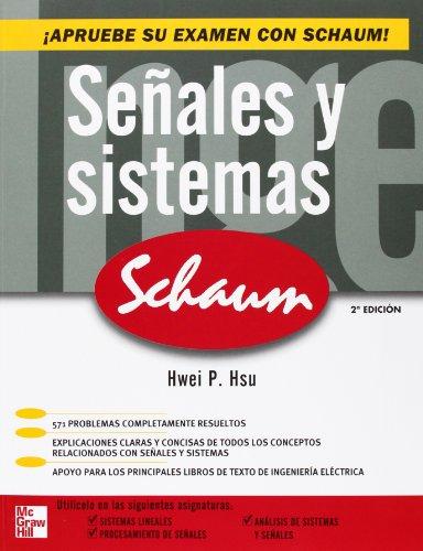 señales y sistemas schaum pdf español descargar