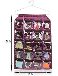 20 Pocket Hanger Pouch Multi Purpose ,Travel Kit Organiser, Multi Purpose Pouch, Travel Kit
