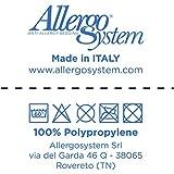 Allergosystem Set Antiacaro Composto da coprimaterasso con Cerniera...