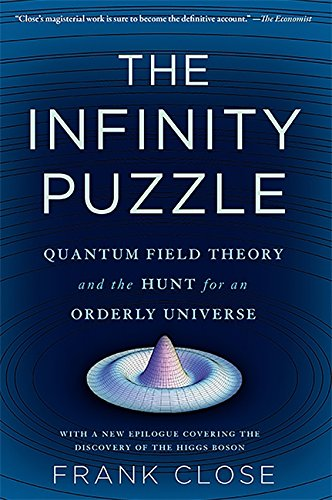 The Infinity Puzzle: Quantum Field Theory and the Hunt for an Orderly Universe por Frank Close