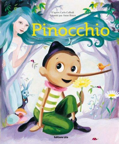 Grands Classiques a Petits Pas : Pinocchio - Ds 5 ans