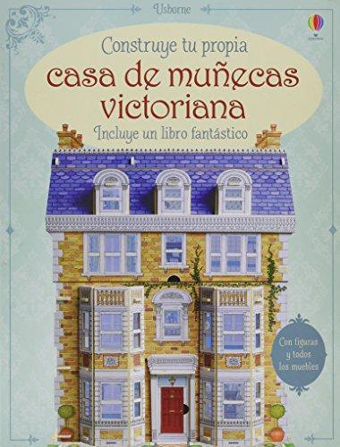 Casa de mu ecas victorianas for Construye tu casa en 3d