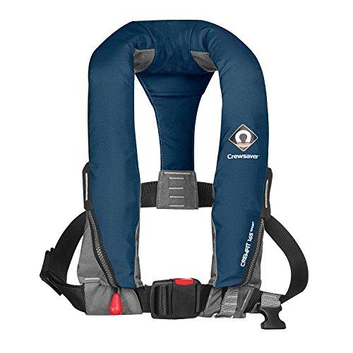 Crewsaver Bootfahren und Segeln - Crewfit 165N Sport Handbuch LifeCoat Jacket Coat - Navy - Unisex