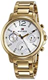 Tommy Hilfiger Analog Silver Dial Women's Watch - TH1781742J