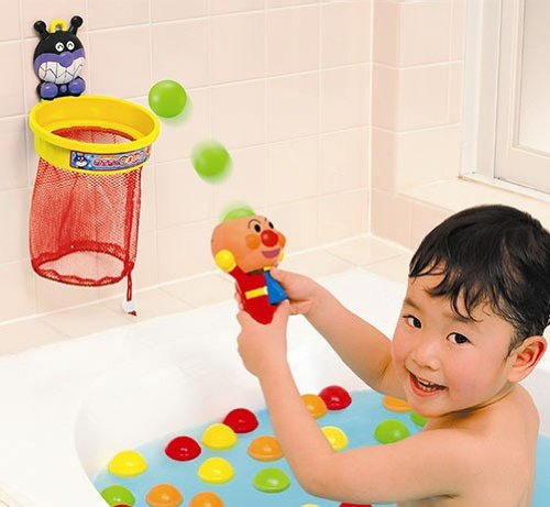 ANPANMAN - Tamaire in the Bath