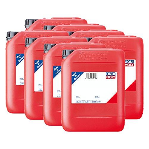 Preisvergleich Produktbild 8x LIQUI MOLY 5140 Super Diesel Kraftstoffzusatz Additiv 5L