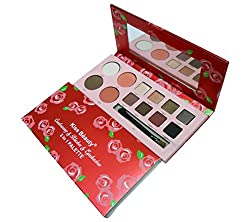 Kiss Beauty 3 in 1 Makeup Palette Contouring & Blusher & Eyeshadow (91002-02)