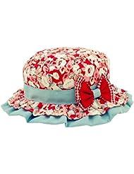 Sombrero de bebé sombrero de ancho sombrero sombrero de protección solar para la primavera